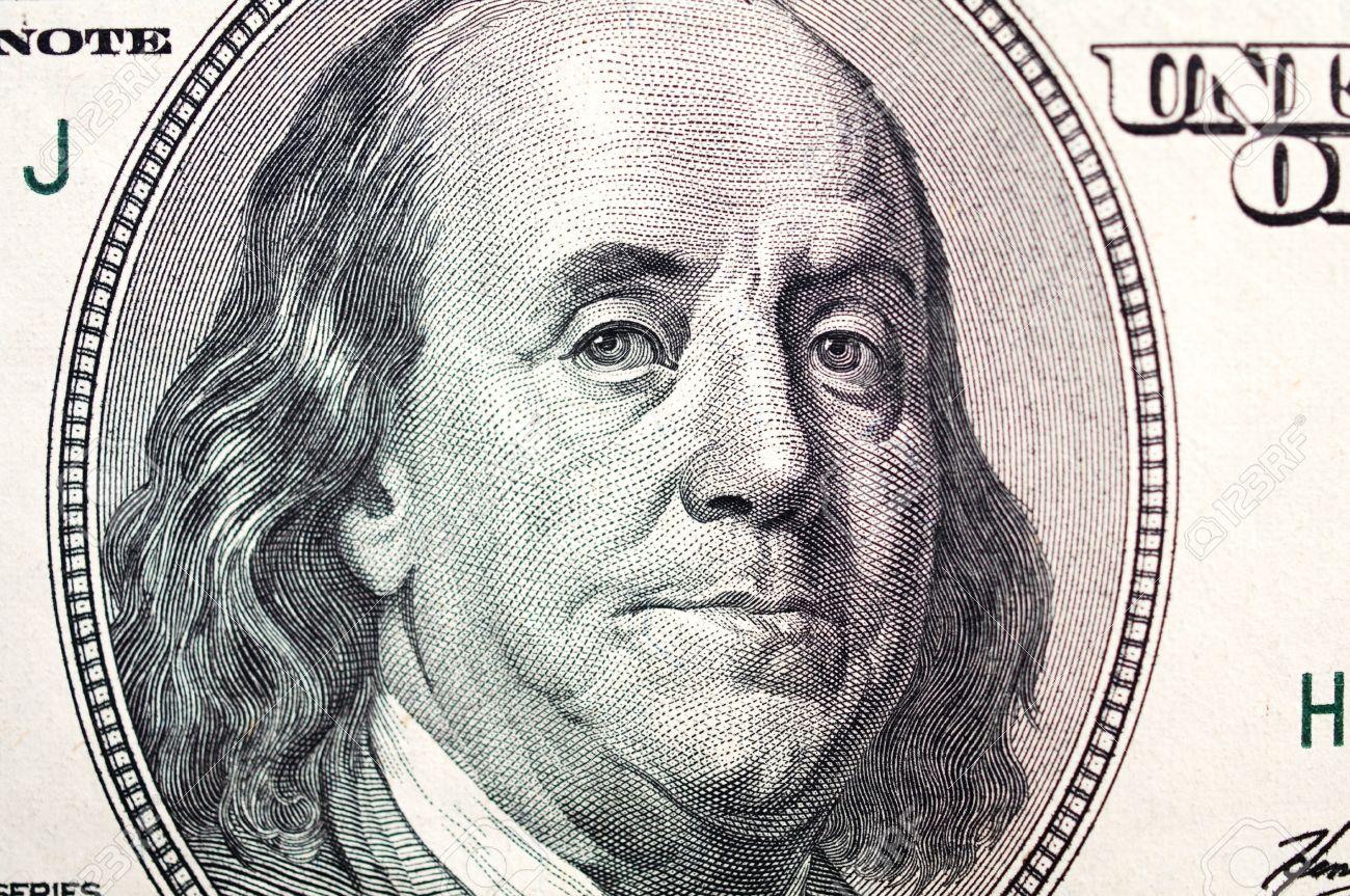 Risultati immagini per benjamin franklin dollar