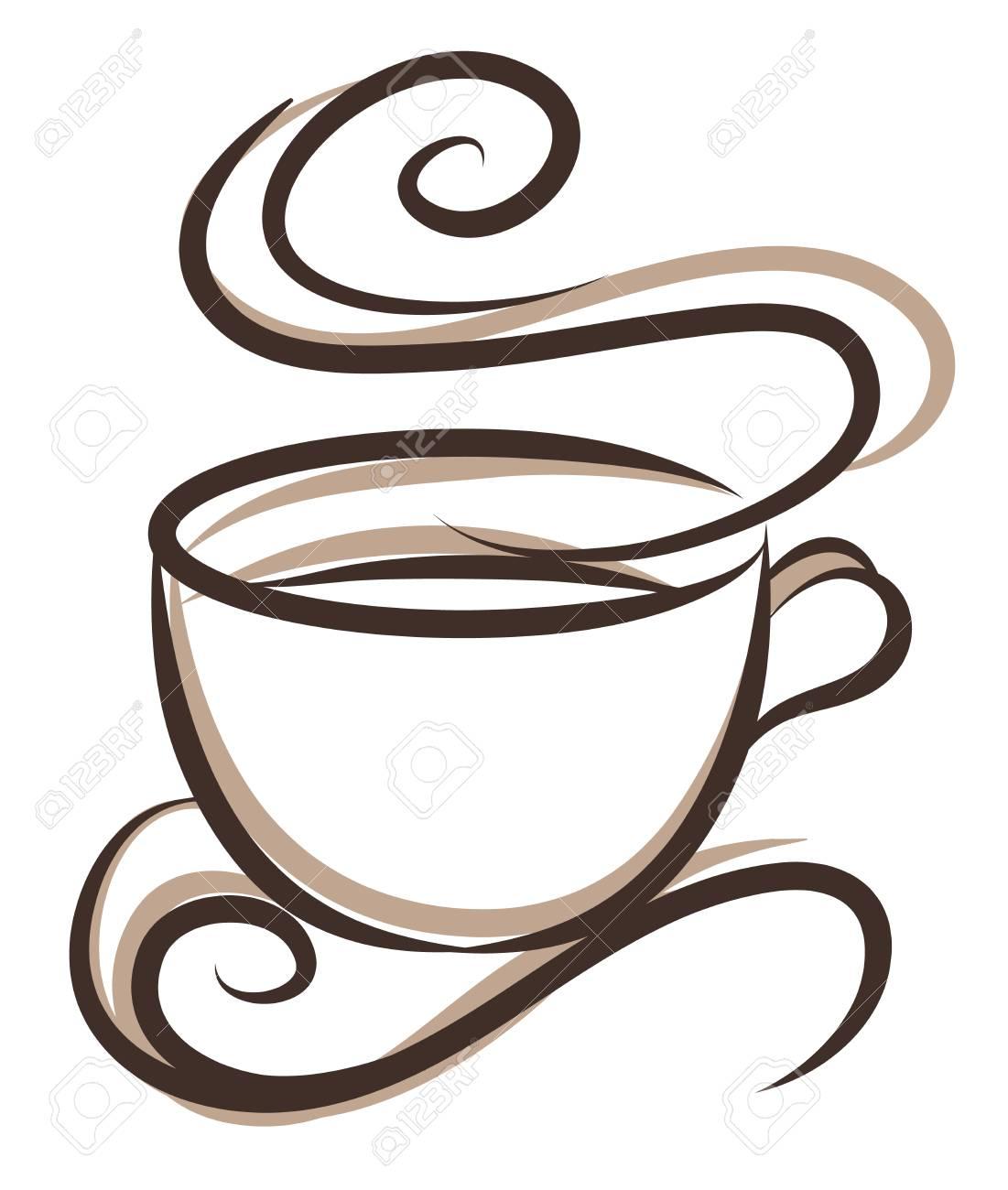 コーヒー イラストのイラスト素材ベクタ Image 49252383