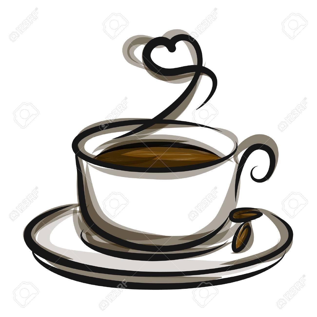 コーヒー イラストのイラスト素材ベクタ Image 49252385
