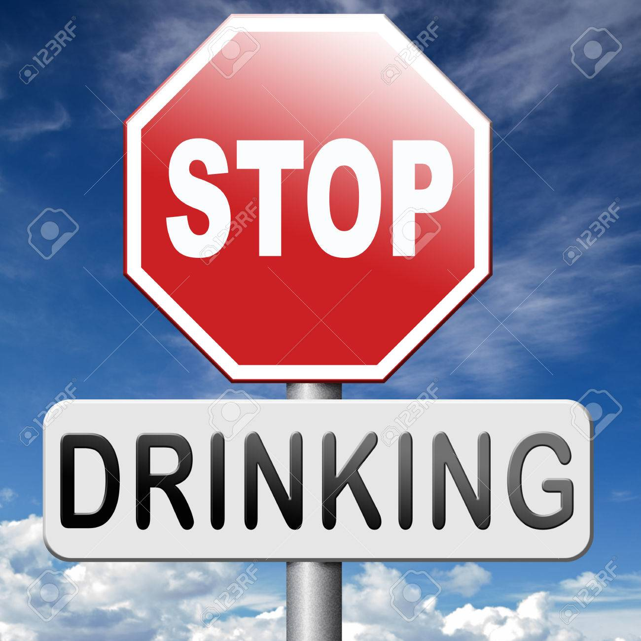 stop drinking alcohol go to rehab for alcoholism and drunk drivingstock photo stop drinking alcohol go to rehab for alcoholism and drunk driving