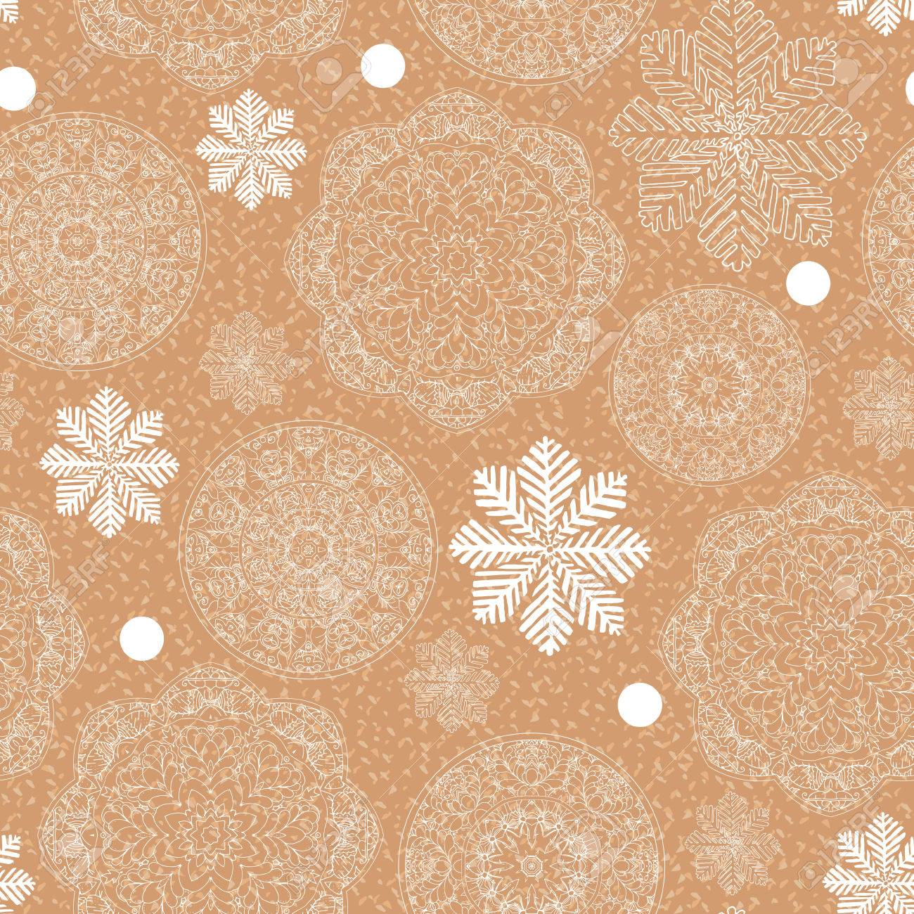 image about Printable Pattern Paper identify Rustic winter season seamless routine for sbook paper style for..