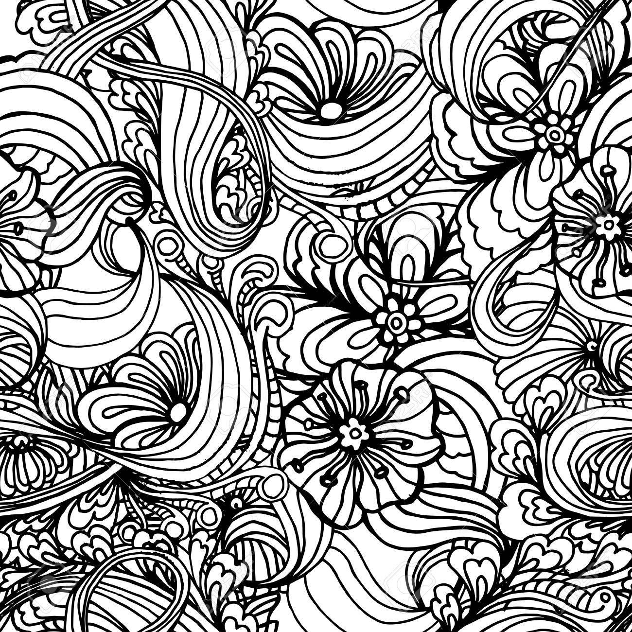 Magnífico Mandala Complejo Para Colorear Imprimible Galería ...