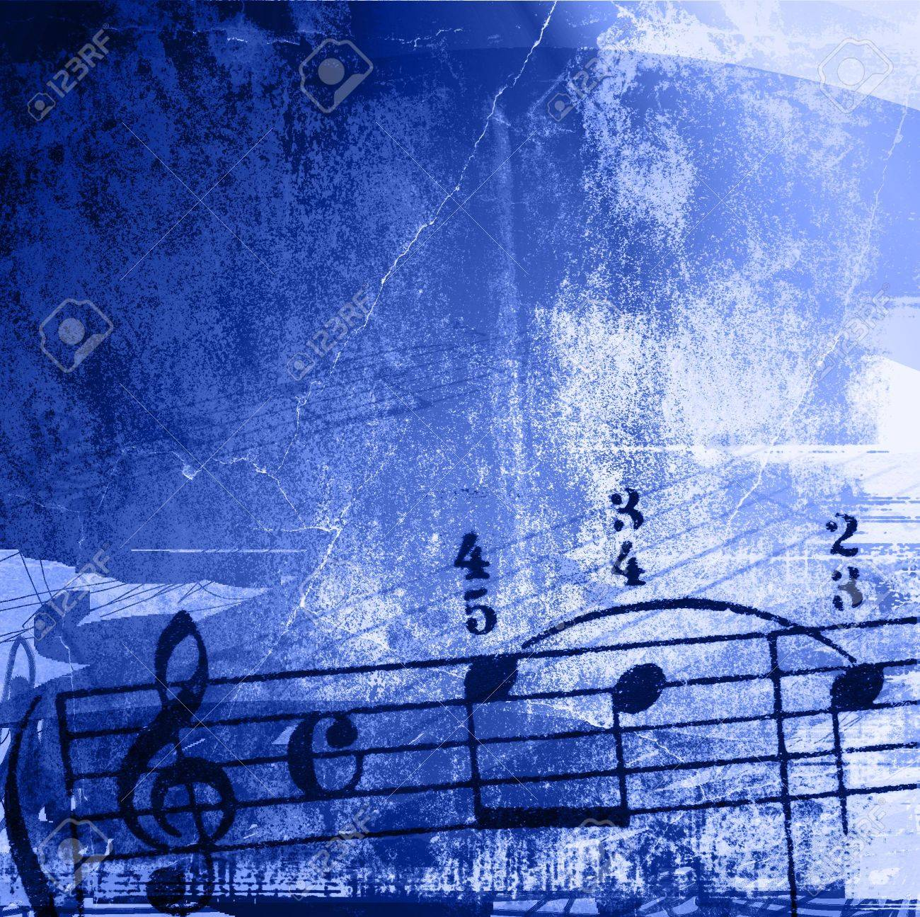 music grunge backgrounds - perfect background with space for text or image Stock Photo - 3117059