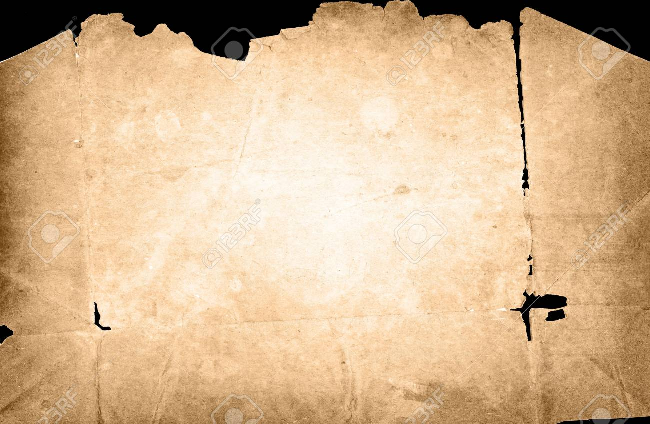 old shabby paper textures - perfect background with space for text or image Stock Photo - 10816695