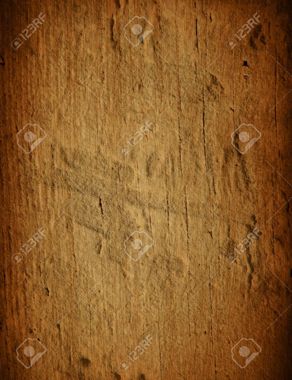 Brown grungy wall - Great textures for your design Stock Photo - 6552906