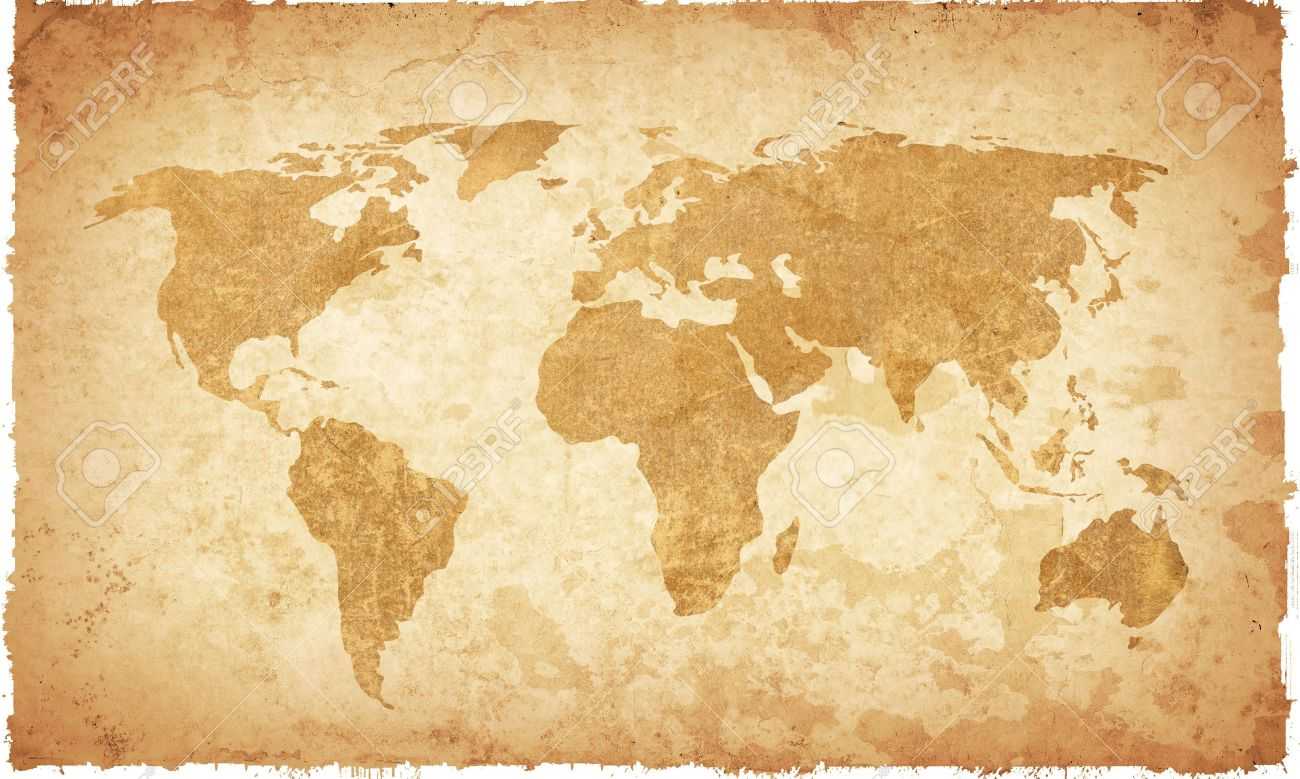 World map vintage artwork perfect background with space for stock photo world map vintage artwork perfect background with space for text or image gumiabroncs Images