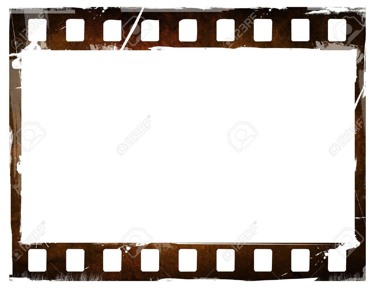 Toller Film Strip Für Texturen Und Hintergründe-frame Lizenzfreie ...