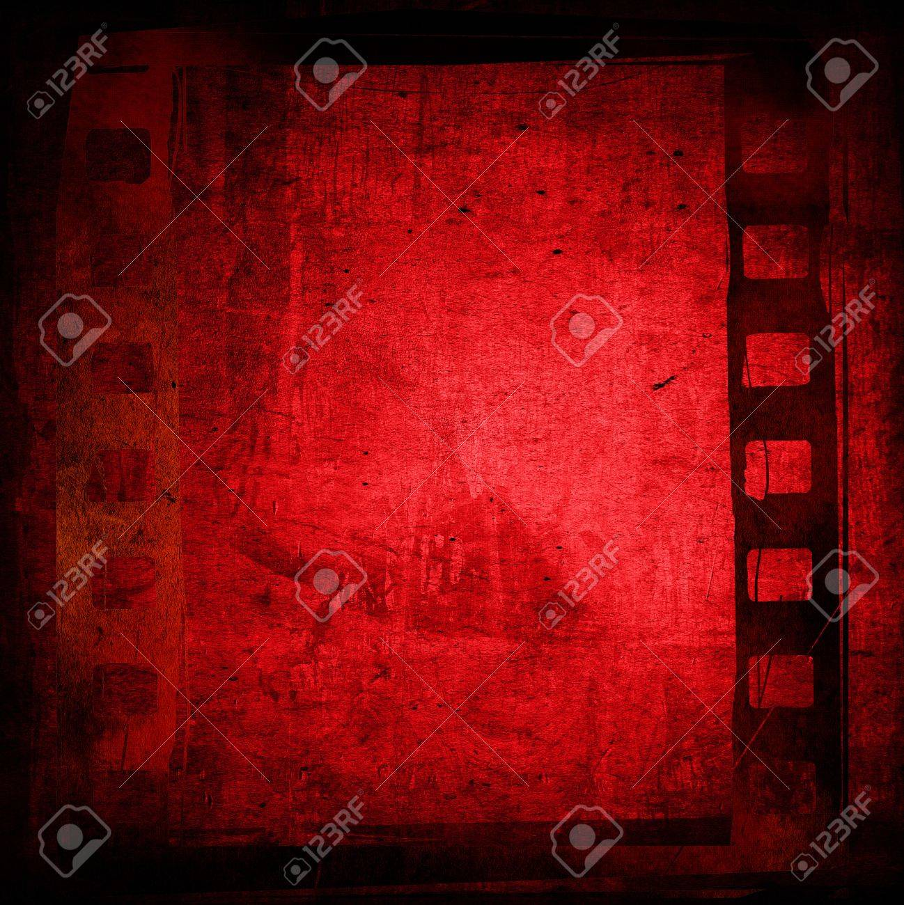 Great film strip for textures and backgrounds with space Stock Photo - 15209233