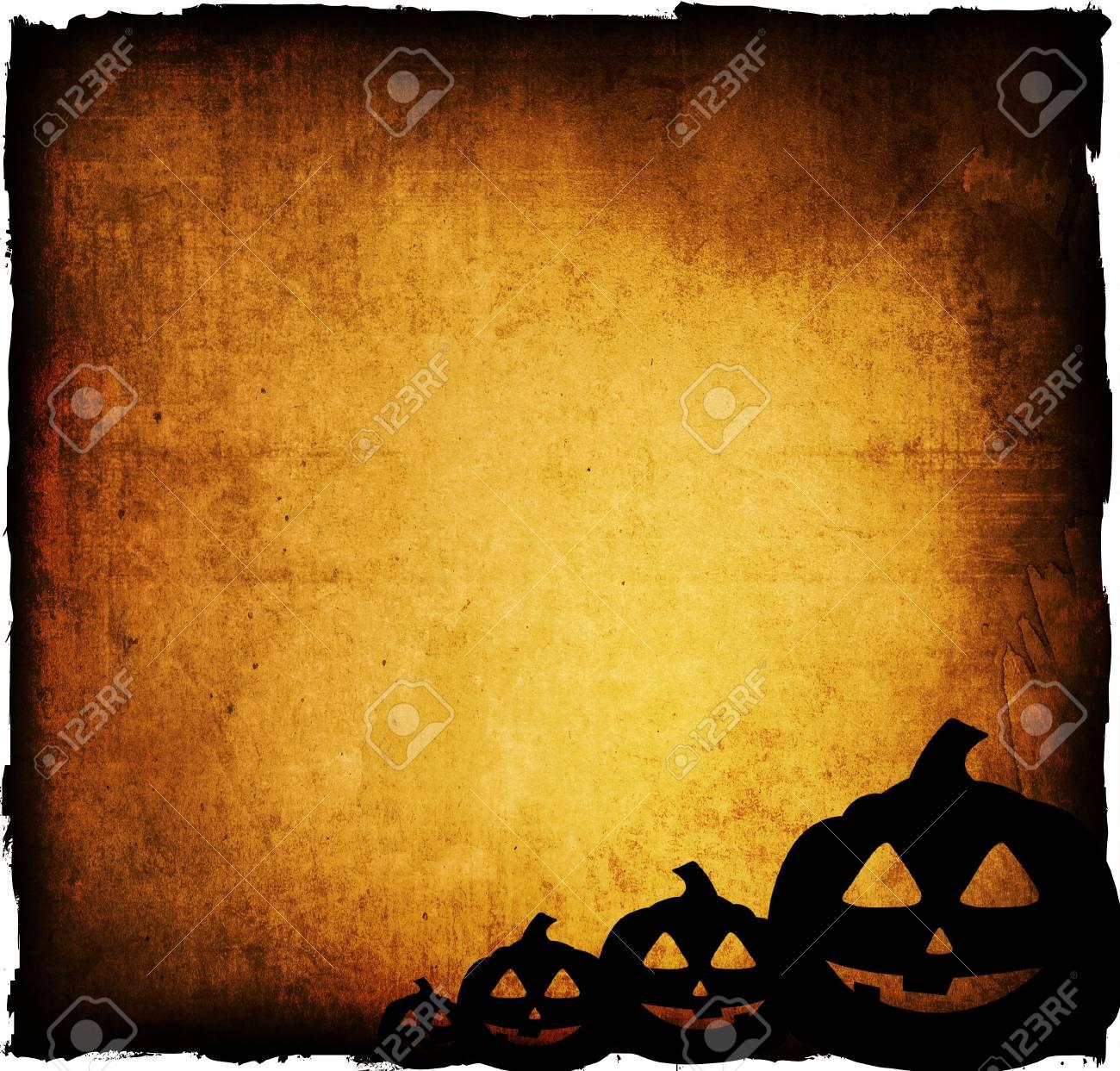 Halloween pumpkins with pumpkin friends Stock Photo - 15528655