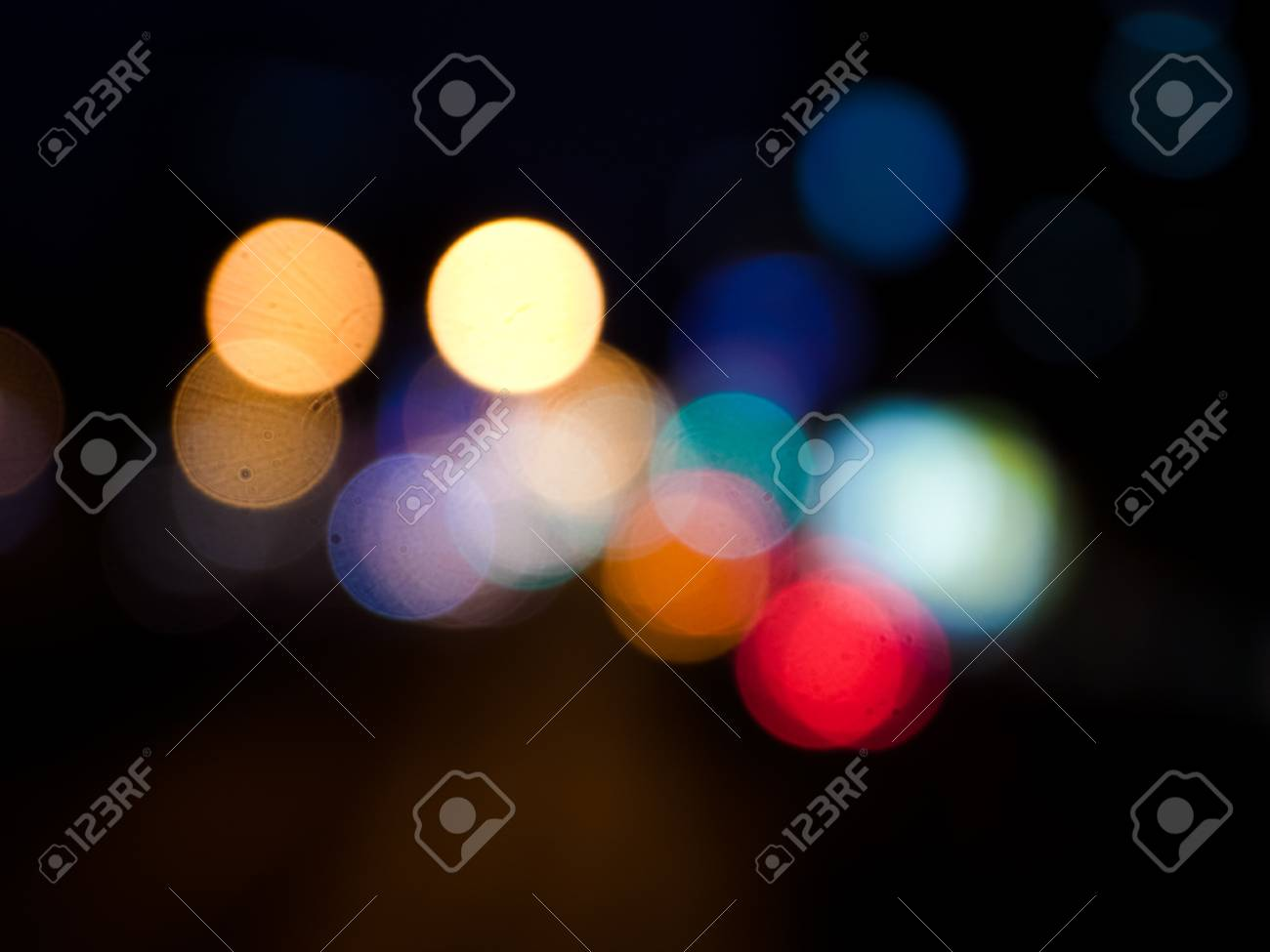 Artistic style-Defocused urban abstract texture background for your design Stock Photo - 15544616