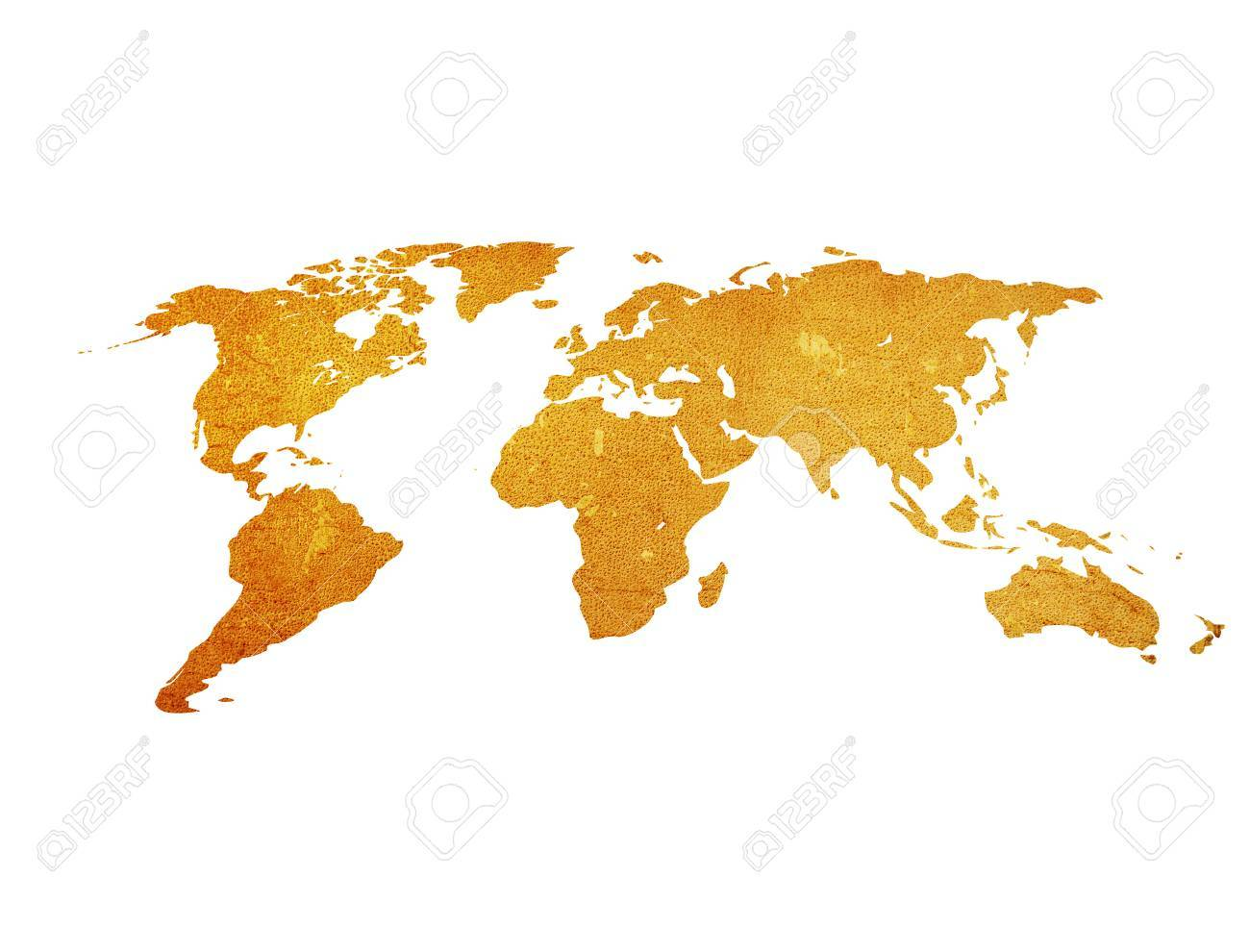 World Map Textures And Backgrounds For Your Design Stock Photo