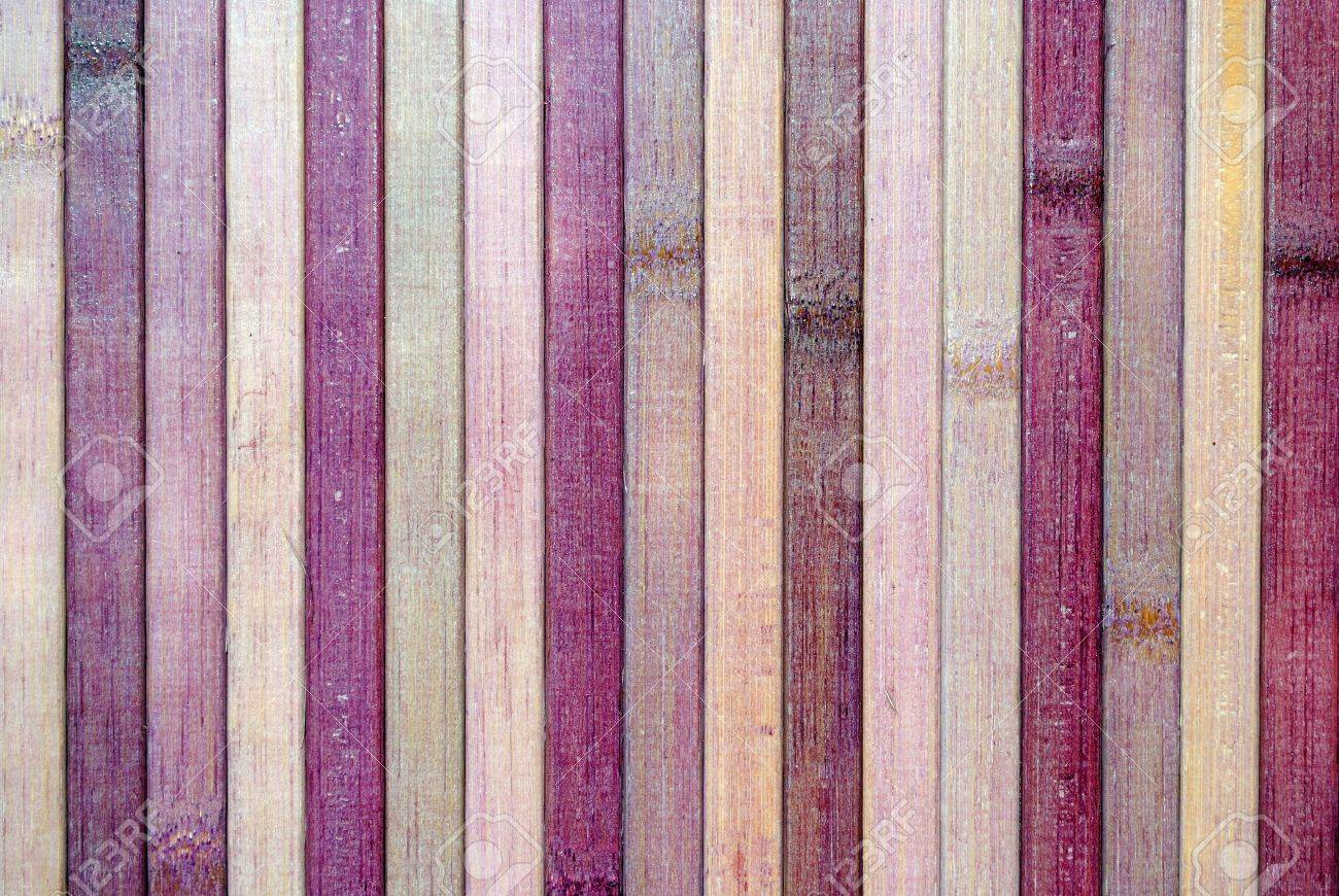 high definition  purple bamboo background Stock Photo - 10028721