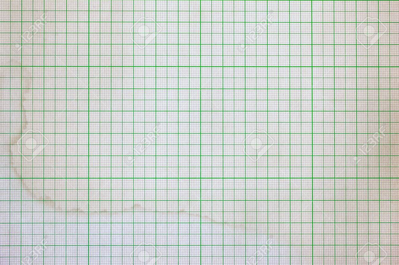 Old Vintage Dirty Graph Paper Stock Photo, Picture And Royalty Free ...