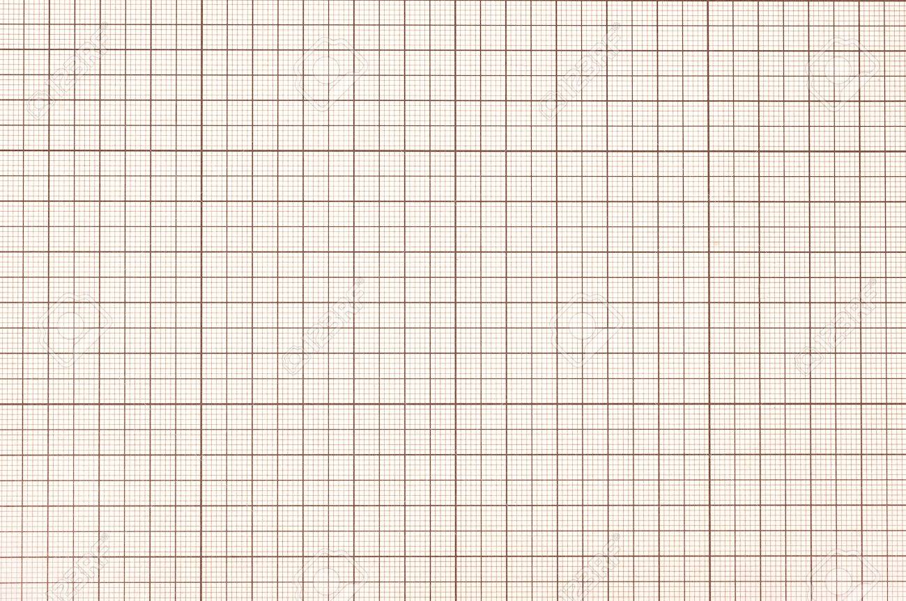 old sepia graph paper square grid background stock photo picture