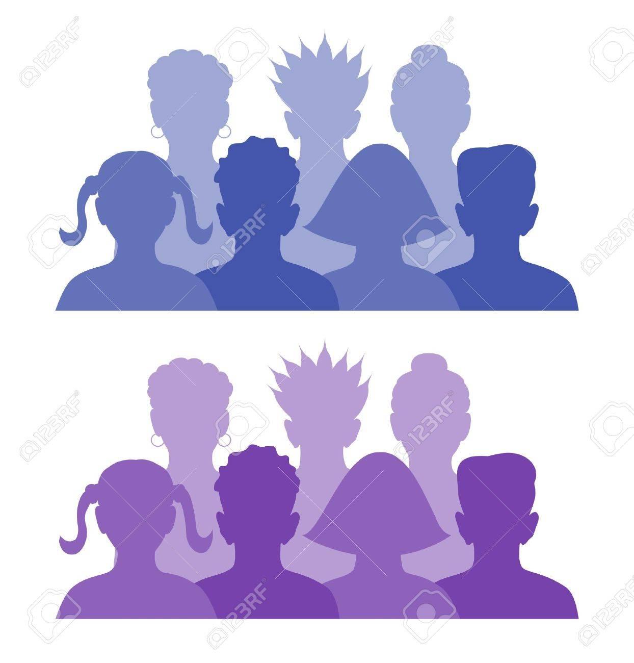 web groups icon Stock Vector - 14828486