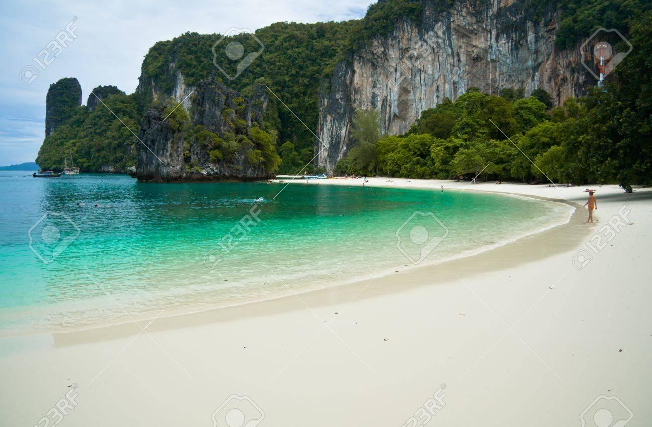 Beautiful Sea Beach Beautiful Beach at Andaman Sea