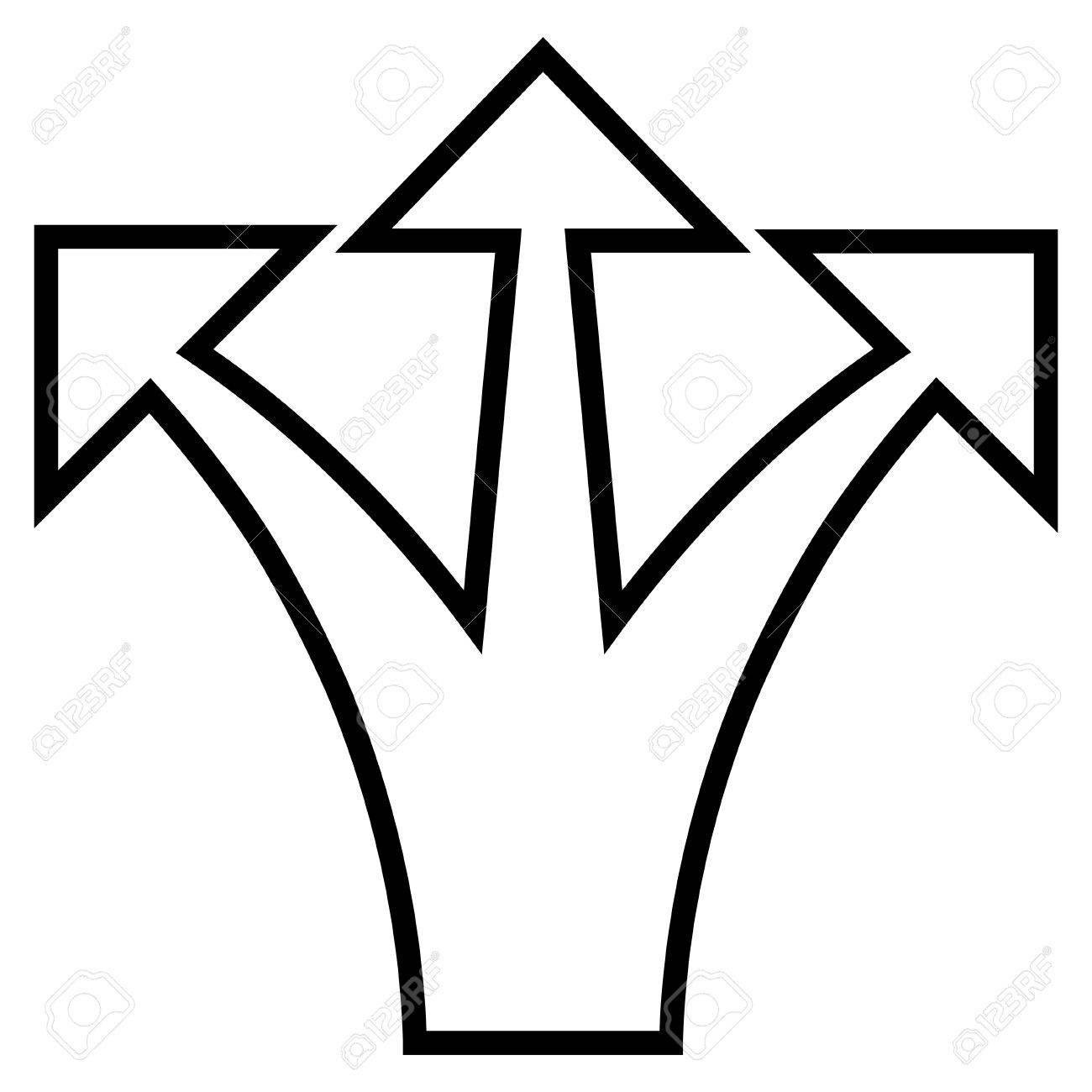 Arrow Up Symbol Choice Image - meaning of text symbols