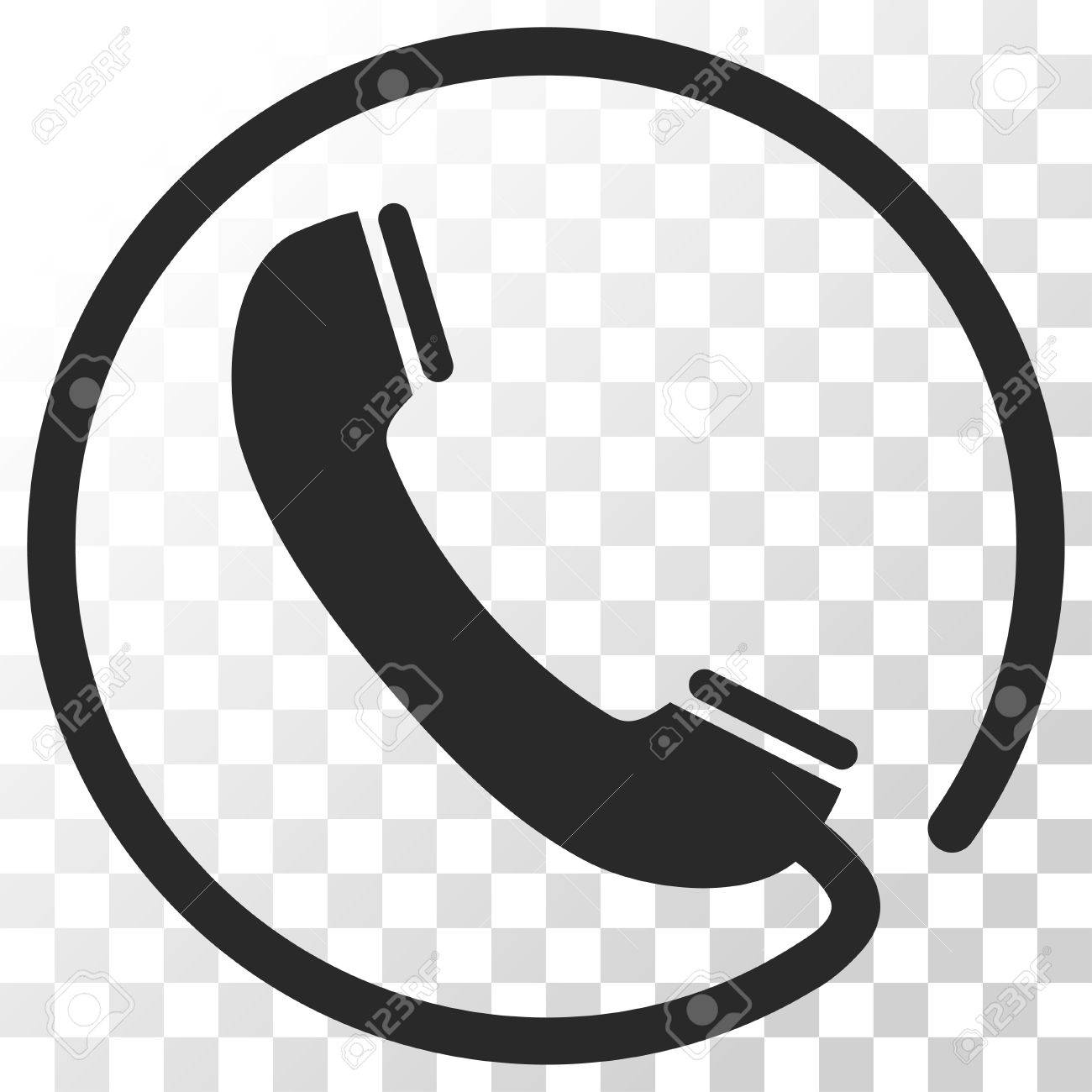 phone vector icon image style is a flat gray color pictogram rh 123rf com vector phoneme vector phone number