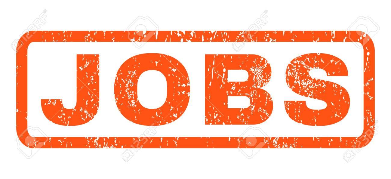 banque dimages jobs texte caoutchouc joint timbre filigrane tag l intrieur dune forme rectangulaire avec un design grunge et une texture de