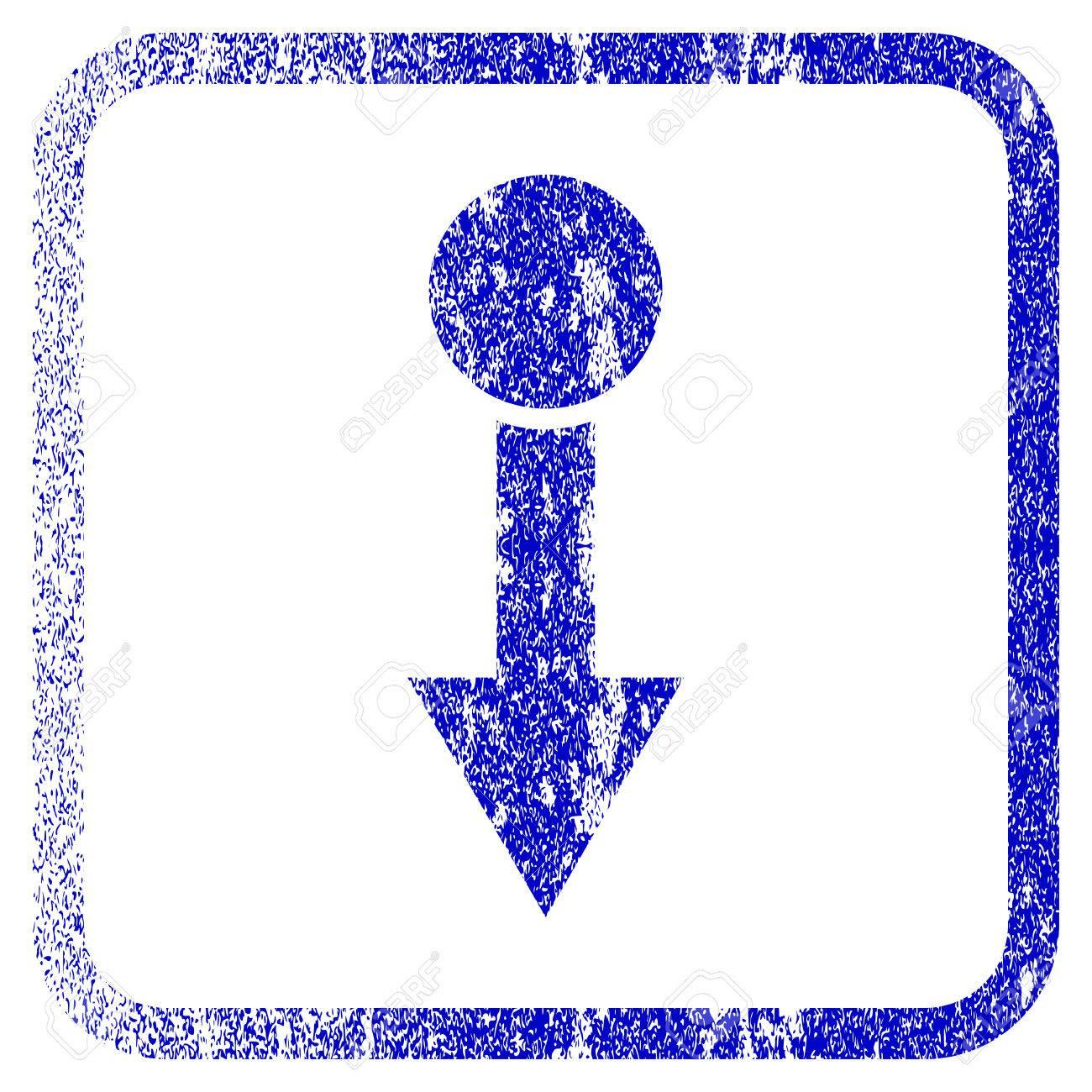 Ziehen Sie Das Strukturierte Symbol Für Overlay-Wasserzeichen ...
