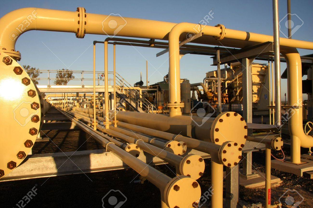 Oil and gas Industry Stock Photo - 4309835