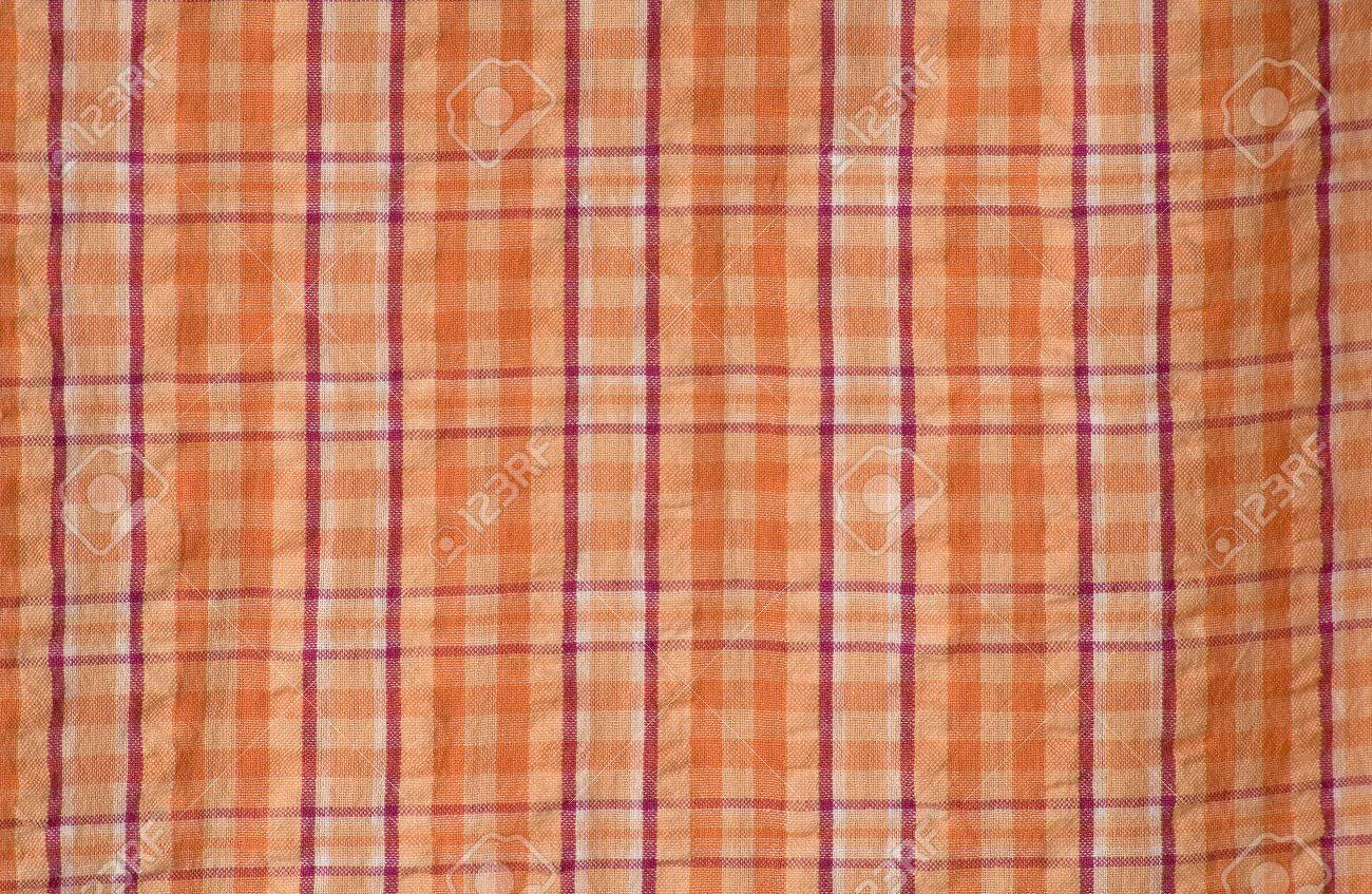 Close-up of patterns on a fabric Stock Photo - 10126342
