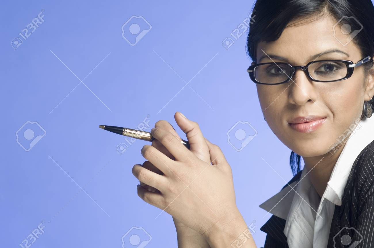 Portrait of a businesswoman Stock Photo - 10169538