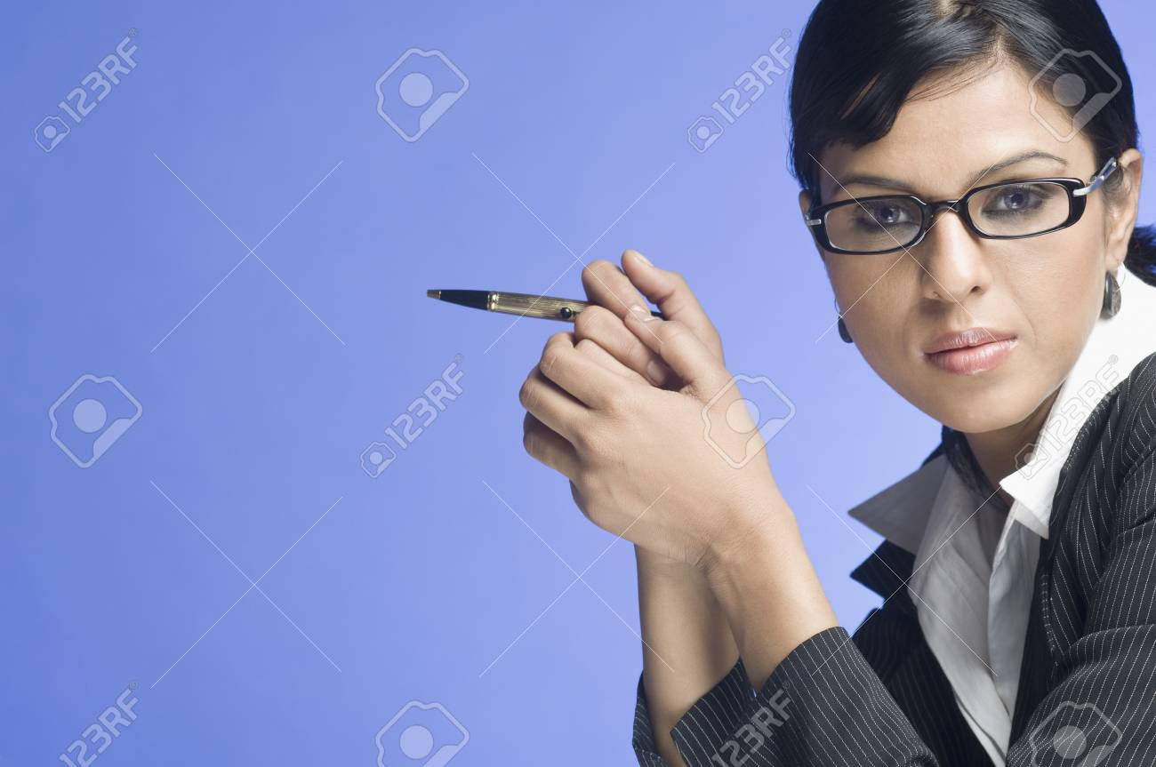 Portrait of a businesswoman Stock Photo - 10169549