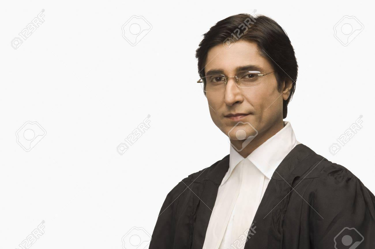 Portrait of a lawyer Stock Photo - 10168783