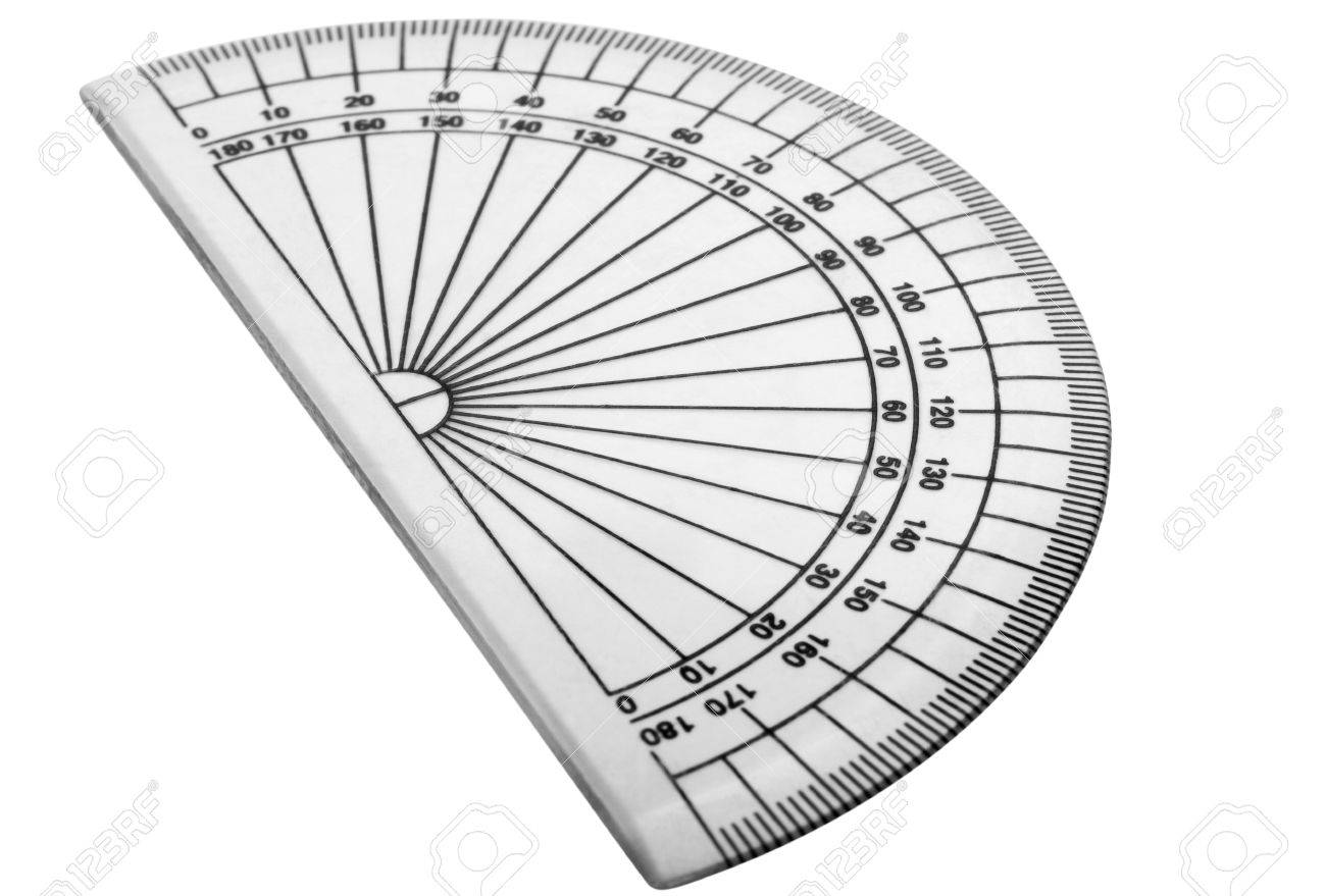 worksheet A Protractor close up of a protractor stock photo picture and royalty free 10236933