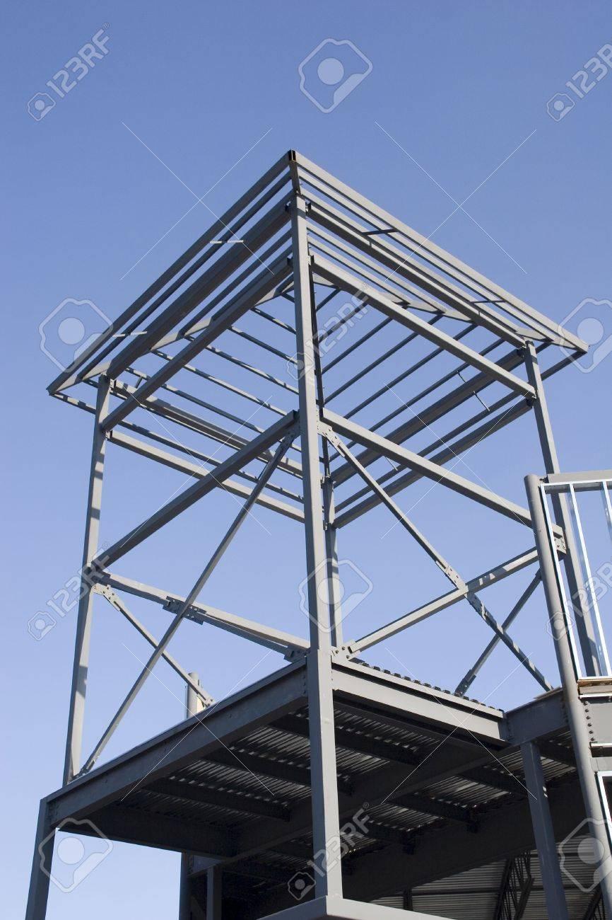 Steel framing Stock Photo - 10522496