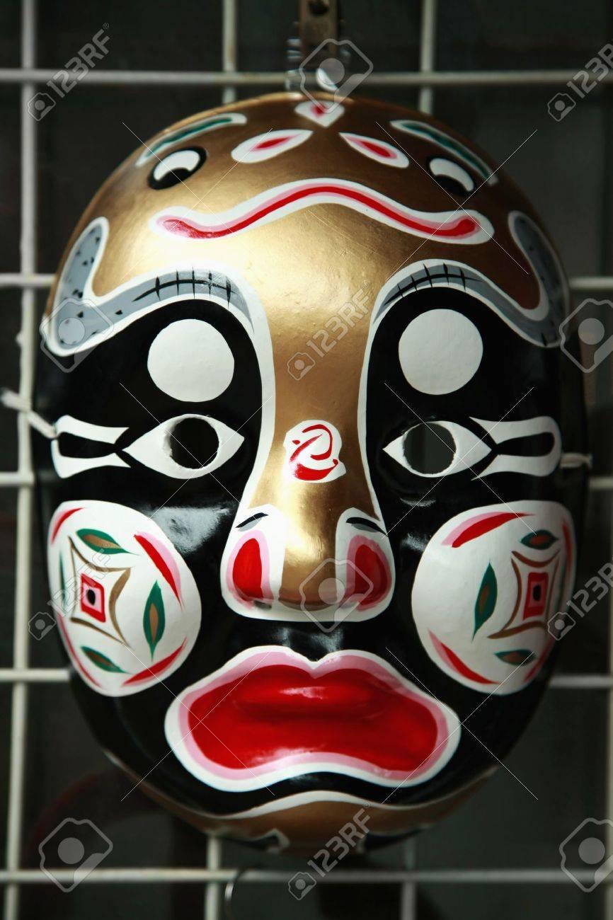 Traditional chinese opera mask Stock Photo - 8024132