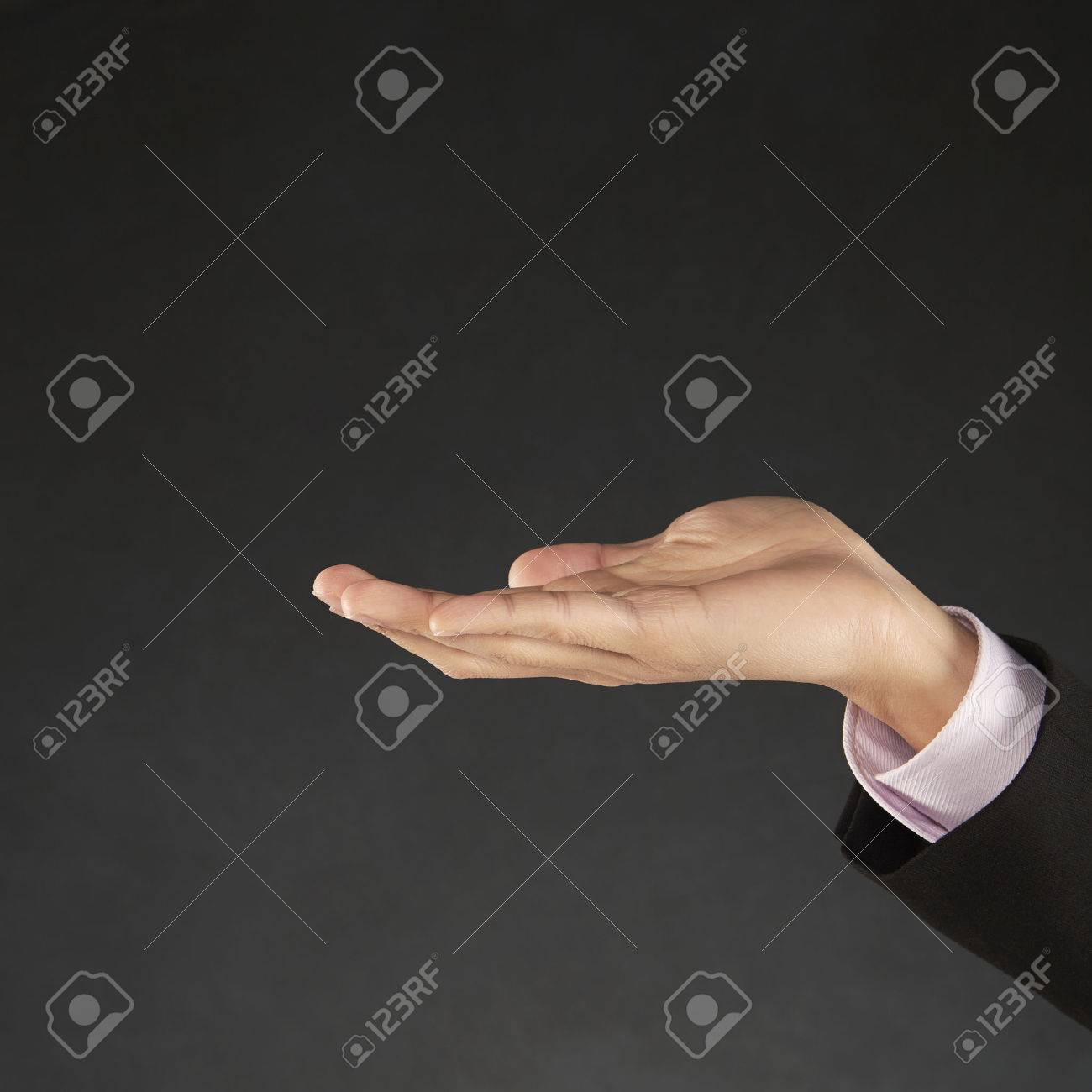 Human hand reaching out Stock Photo - 22831927