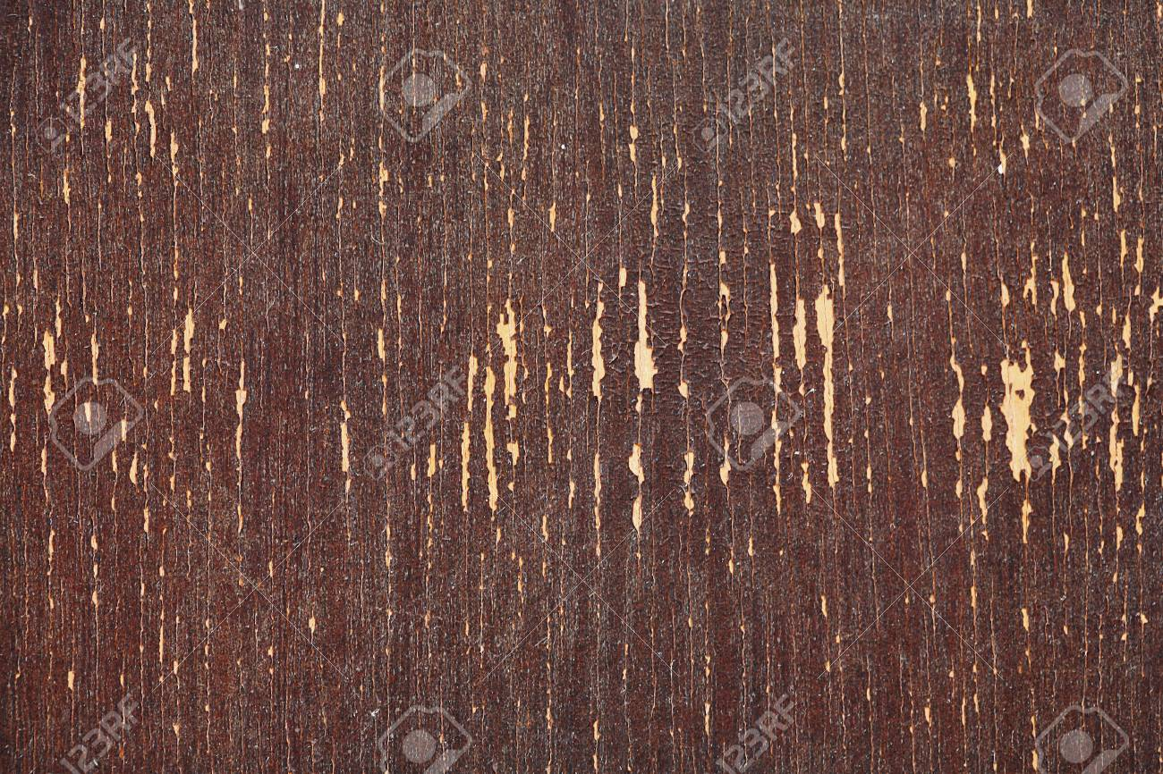 Peeling wood surface Stock Photo - 7556536