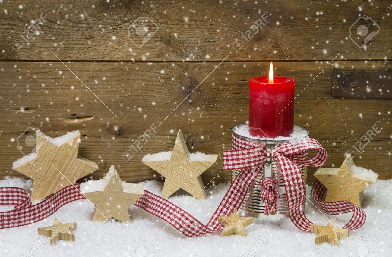 Chalk Board Mit Merry Christmas Nachricht, Santa Und Schneeflocken ...