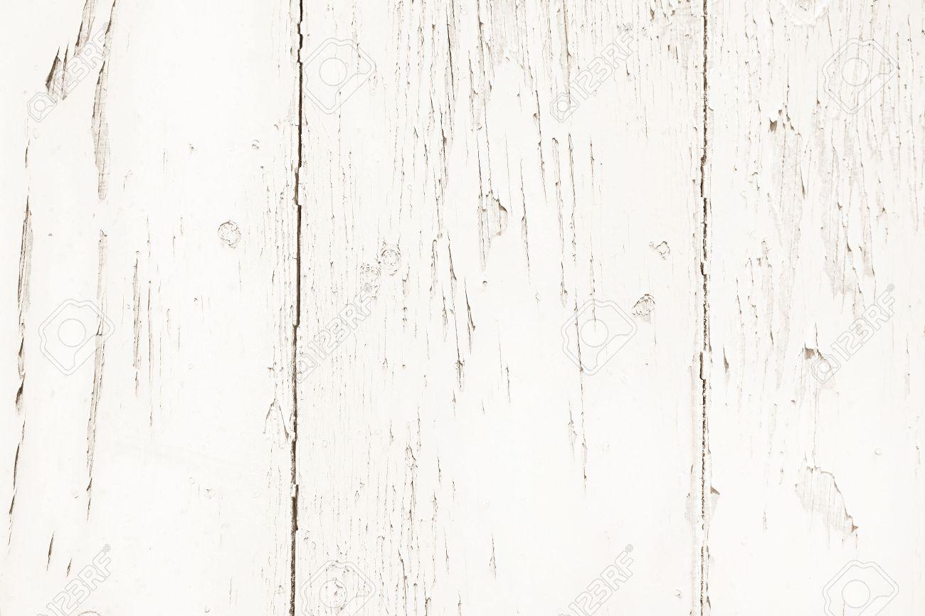 Shabby Chic Holz shabby chic: viejo fondo de madera de color blanco - con dibujos y