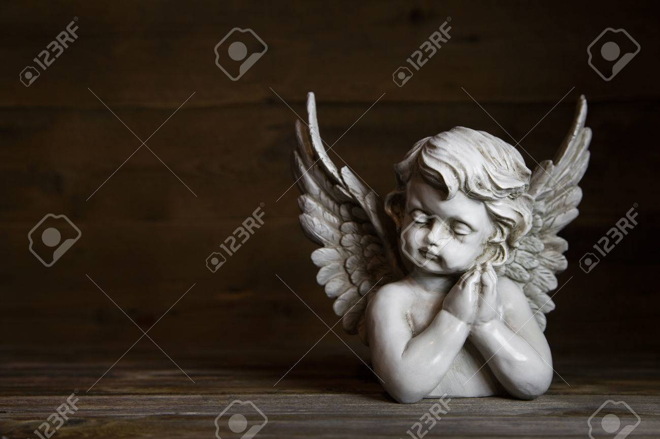 Sad lonesome death facebook angel