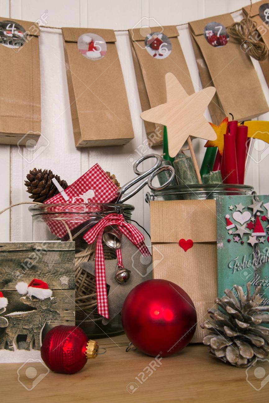 Cool Weihnachtsgeschenk Basteln Das Beste Von Handgemachte Weihnachtsgeschenke. Hängende Adventskalender, Grußkarten Und Für