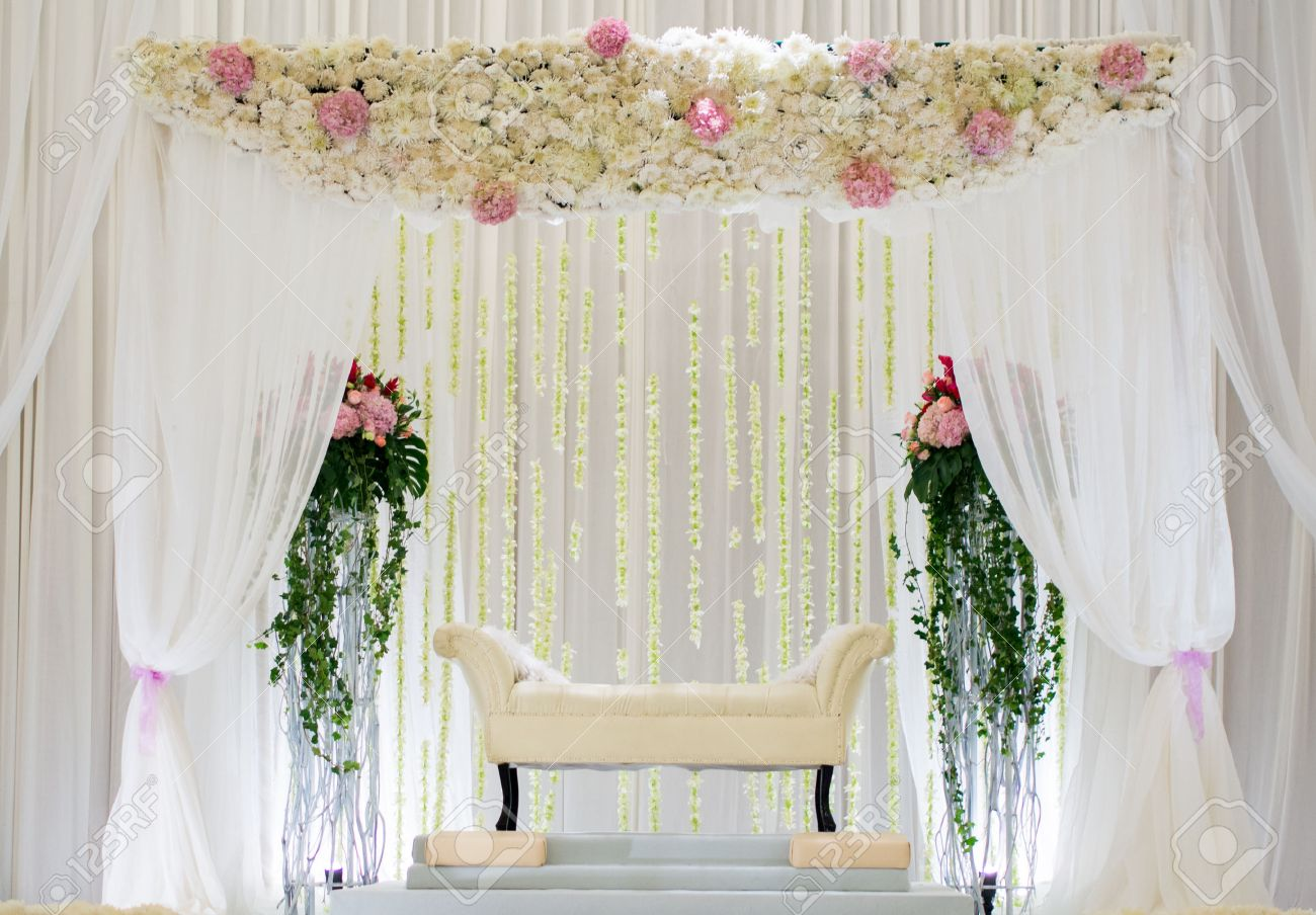 Wedding altar or dais stock photo picture and royalty free image wedding altar or dais stock photo 24716453 junglespirit Images