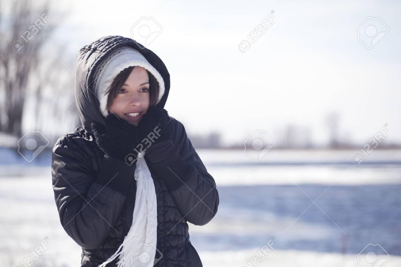 cold winter Stock Photo - 6413554