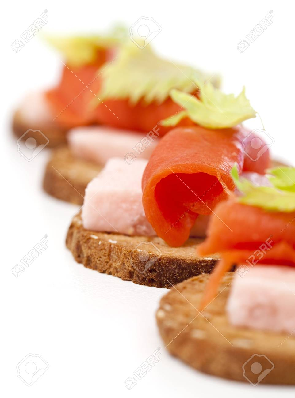 appetizers Stock Photo - 8190160