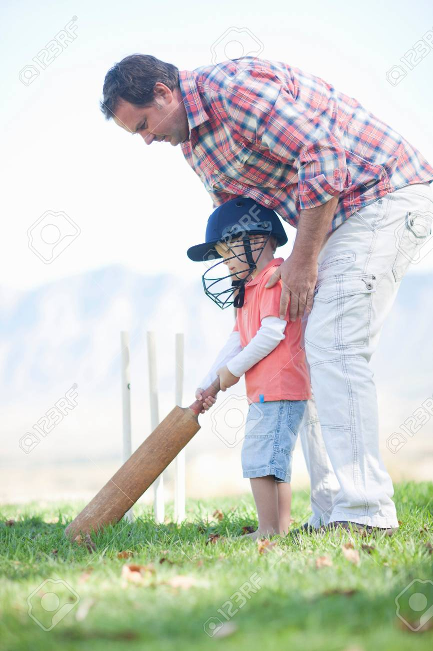 father of cricket