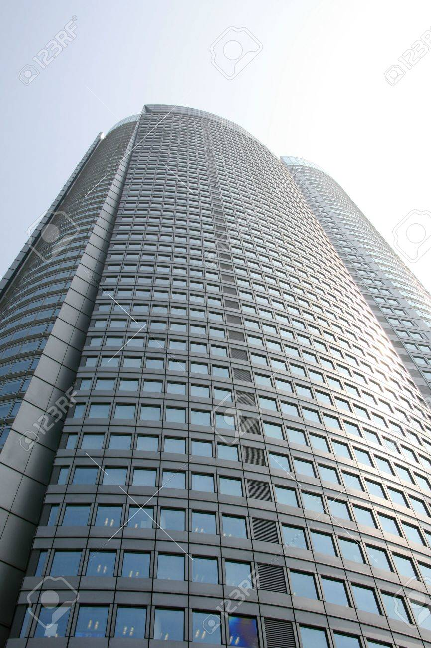 Mori Tower - Roppongi Hills, Tokyo, Japan Stock Photo - 3558848