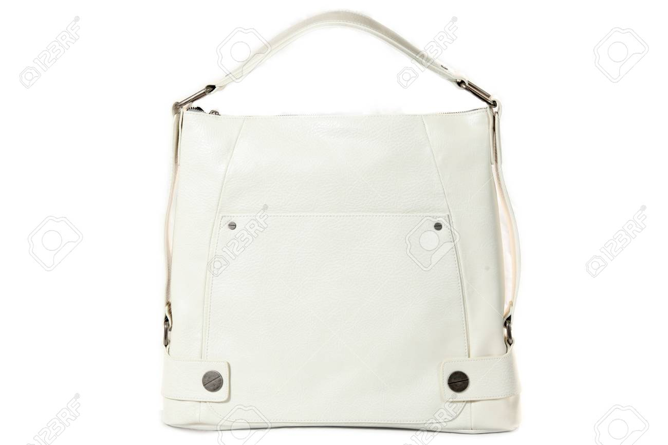 High Class Womens Leather Hand Bag / Purse Stock Photo - 5333868
