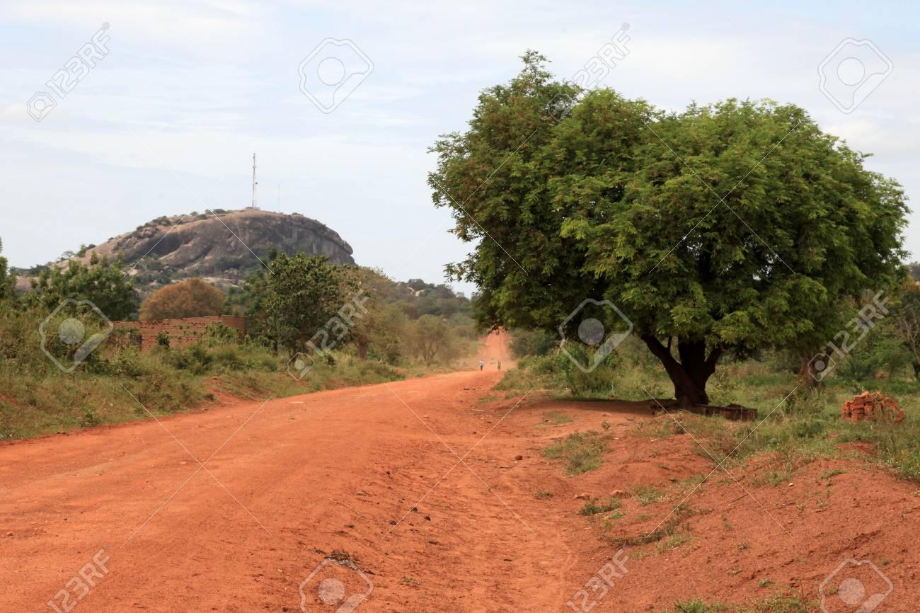 Abela Rock in Katakwi, Uganda - The Pearl of Africa Stock Photo - 7141858