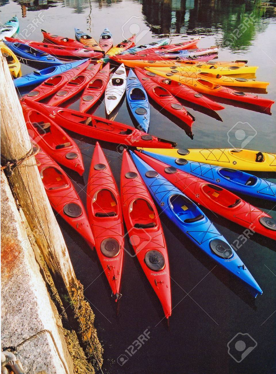 rental kayaks in Rockport, Mass
