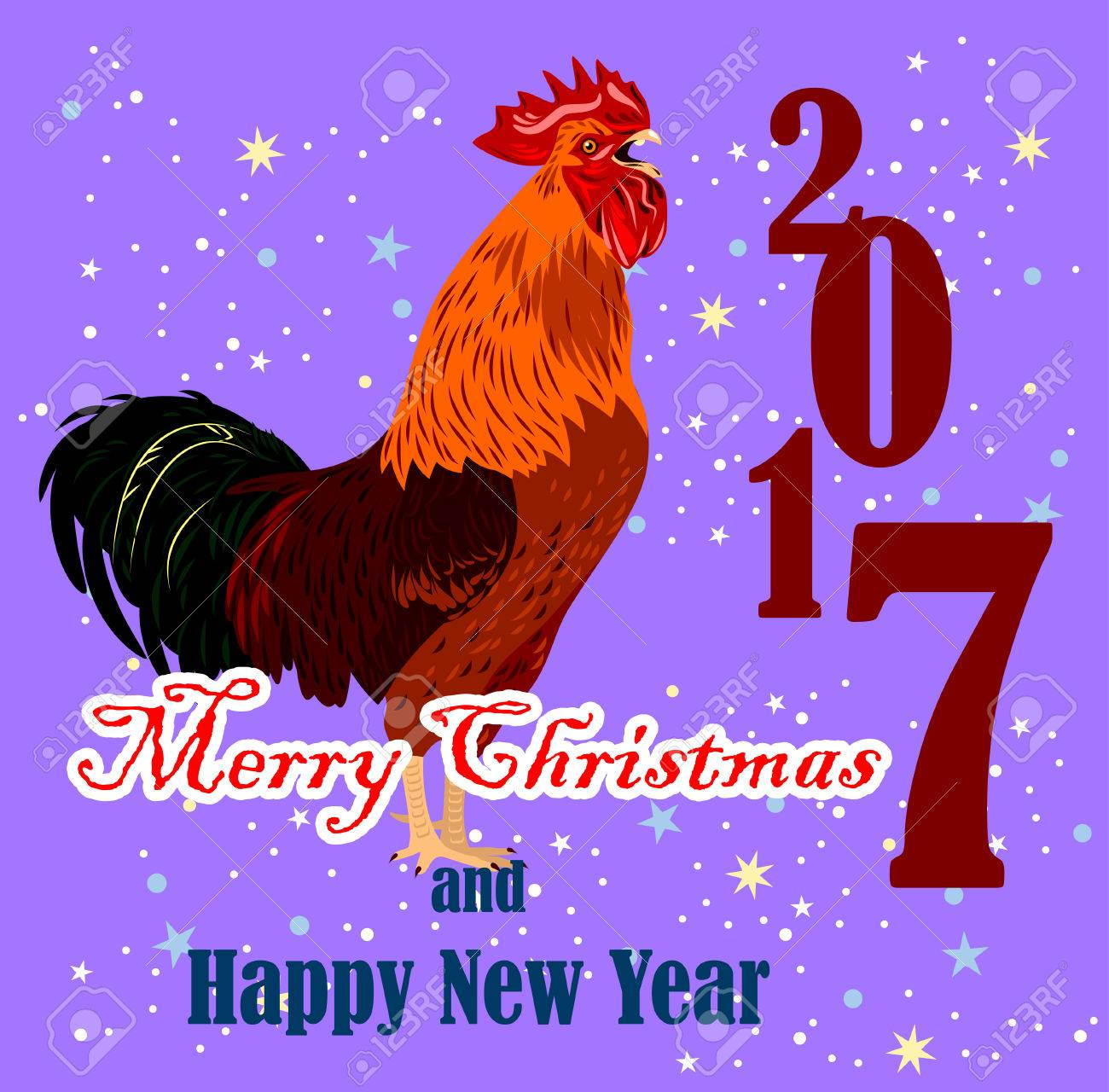 Image Of Elegant Beautiful Rooster Symbol In 2017 By The Chinese