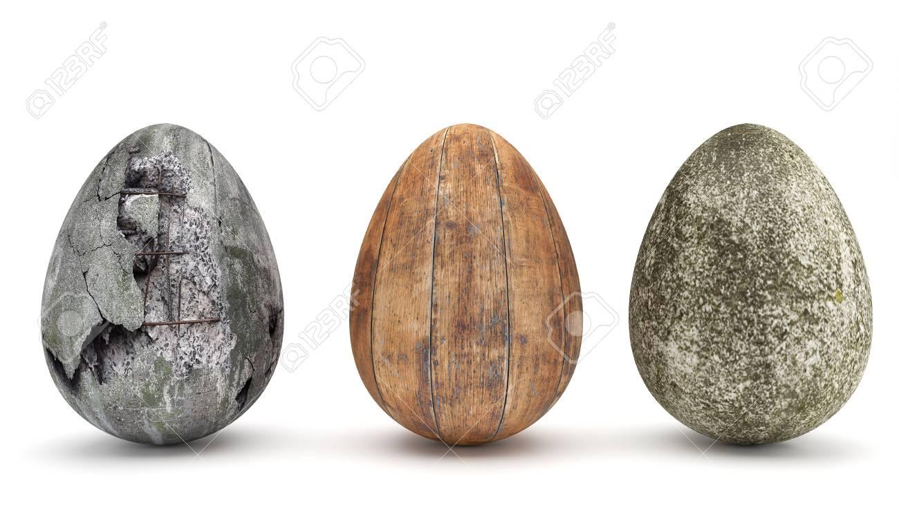 Special Easter Eggs II Standard-Bild - 27576962