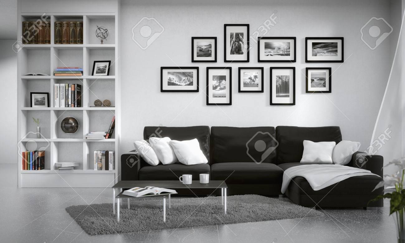 Interior Design Standard-Bild - 29945625