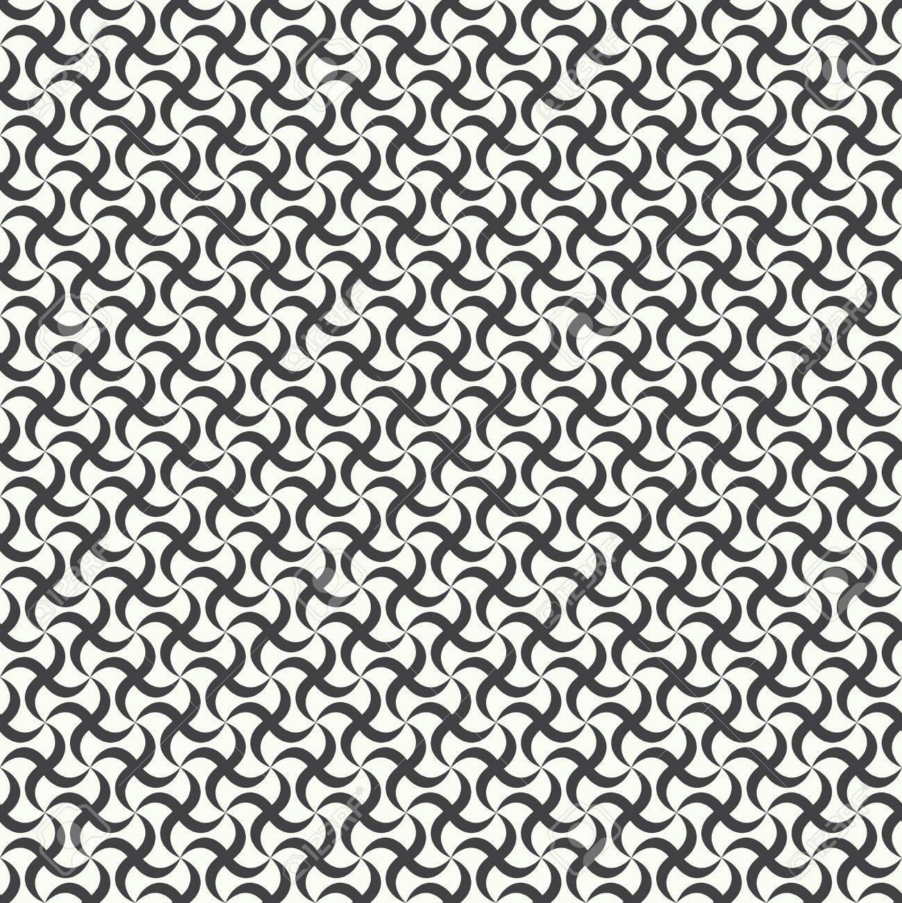Seamless Pattern Abstract Textured Background Modern Stylish